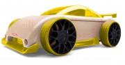 mini C9-R sportscar