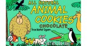 Market Square Jungle Animal Chocolate Cookies 2oz
