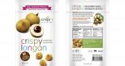 Crispi-i Dried Crispy Longan