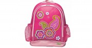 Large PVC Backpack Paisley