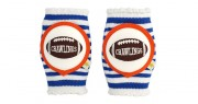Cobalt Blue Football Kneepads