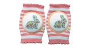Cherry Pink Rabbit Kneepads