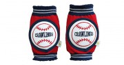 Red Baseball Kneepads