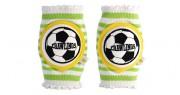 Kiwi Green Soccer Kneepads
